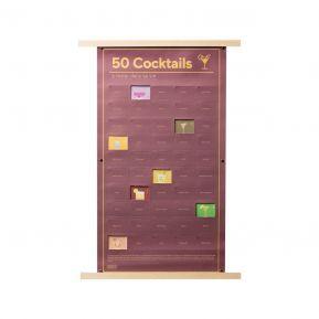 50 cocktails à savourer