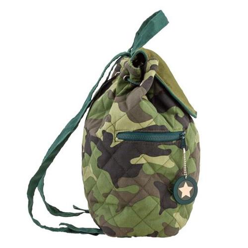 Sac à dos Camouflage profil
