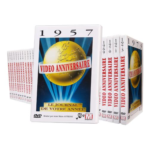 DVD chronique de l'année de naissance