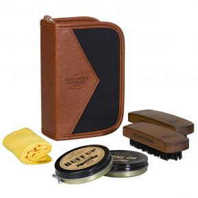 Kit de cirage deluxe Gentlemen's Hardware