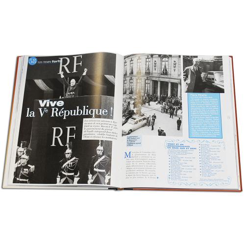 Livre mémoire de l'année 1958