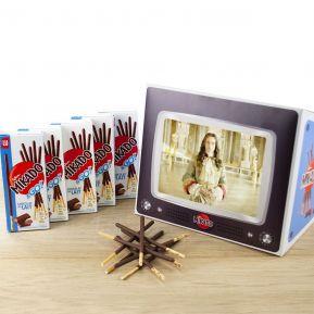 TV Mikado personnalisée en édition limitée