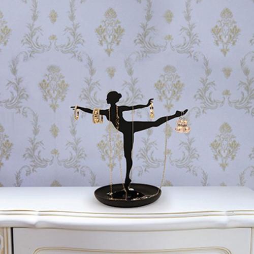 Arbre à bijoux danseuse sur commode