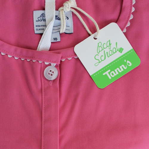 Blouse Camille Tann's Rose