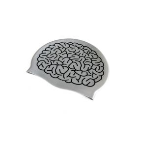Bonnet de bain Brain
