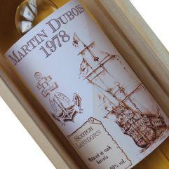 Bouteille de whisky personnalisée Old Navy