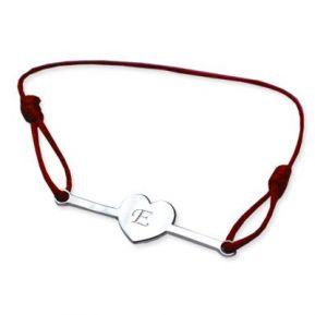 Bracelet barrette enfant gravé