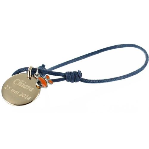 Bracelet à composer plaqué or