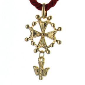 Croix huguenote personnalisée