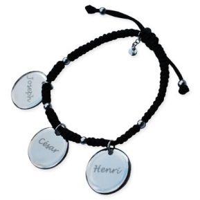 Bracelet grigri personnalisé