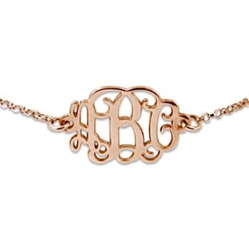 Bracelet à créer avec mes initiales