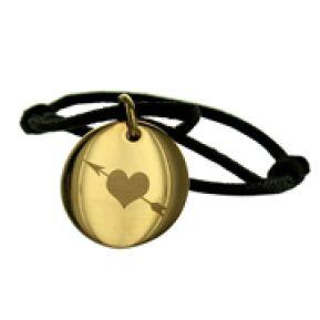 Bracelet Nous deux gravé