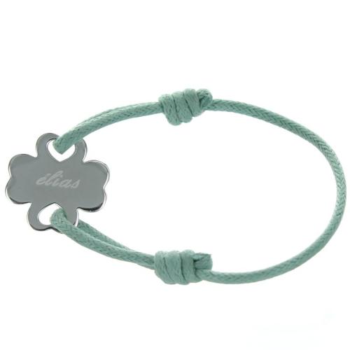 Bracelet porte bonheur prénom