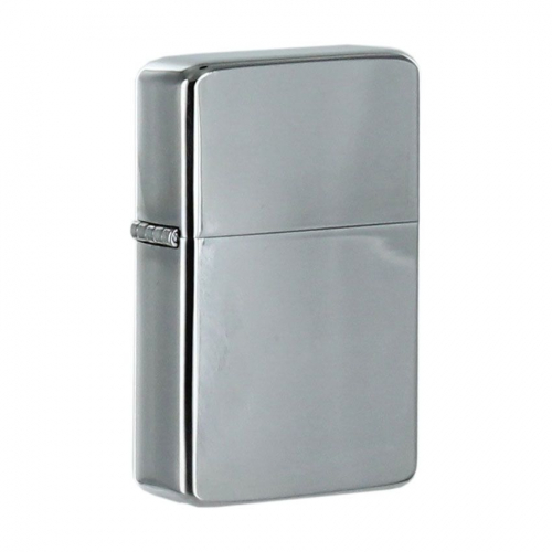 Briquet star chrome