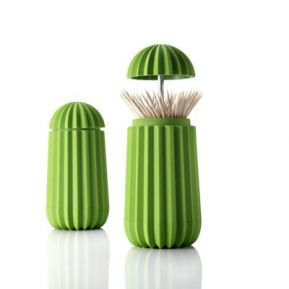 Cactus porte cure dents