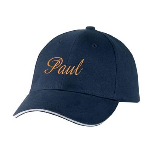 Cadeau enfant casquette personnalisée