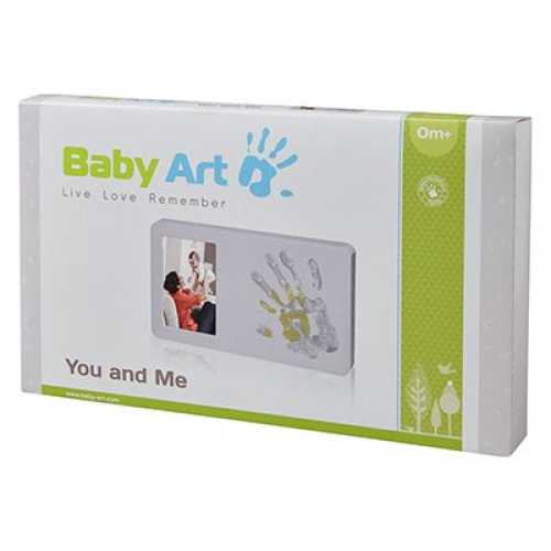 Cadre Baby Art Duo Paint