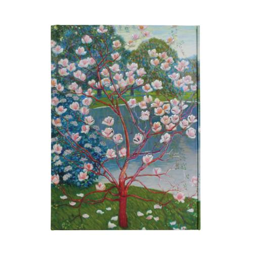 Carnet A5 Magnolia de Wilhelm List