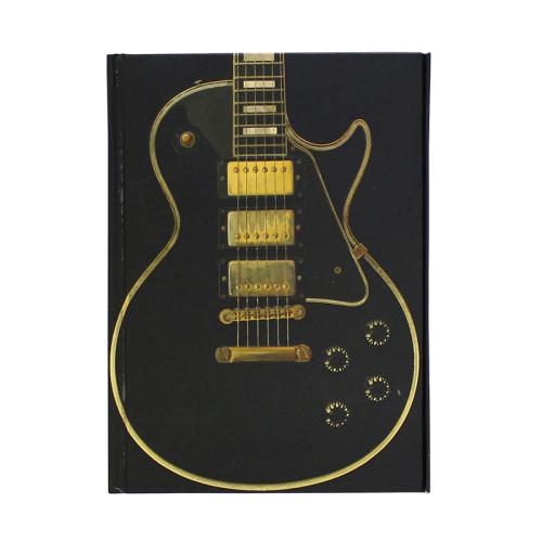Carnet A5 Guitare Gibson Les Paul