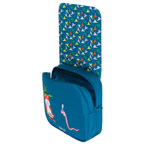 Cartable Billy maternelle Tann's - ouvert