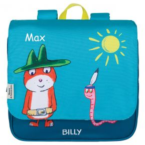 Cartable maternelle personnalisable Tann's - Billy