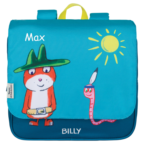 Cartable maternelle ou primaire personnalisable Tann's - Billy