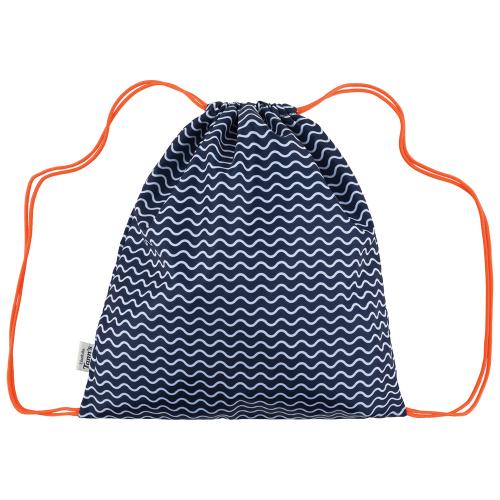 Cartable Pingouin maternelle Tann's - sac couslissant