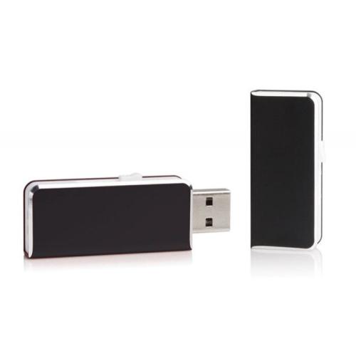 Clé USB de poche noire