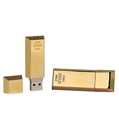 Clé USB lingot personnalisée