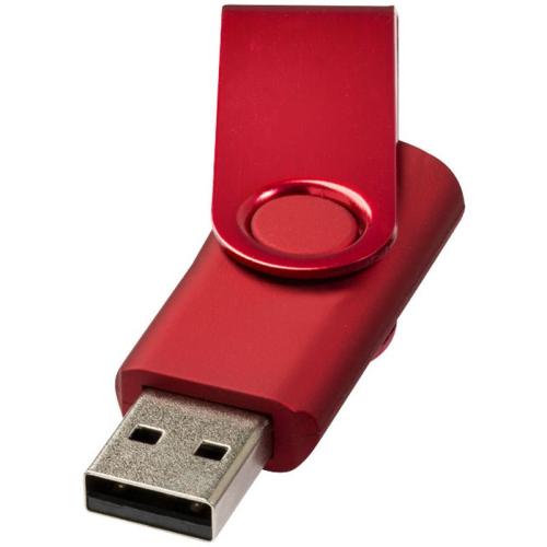 Clé USB rouge personnalisée