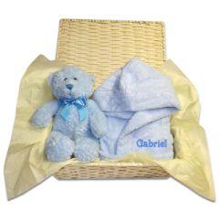Coffret cadeau enfant petit ourson