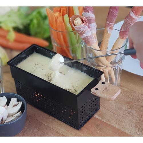 Coffret raclette fromage et fondue