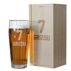Verre à bière du supporter