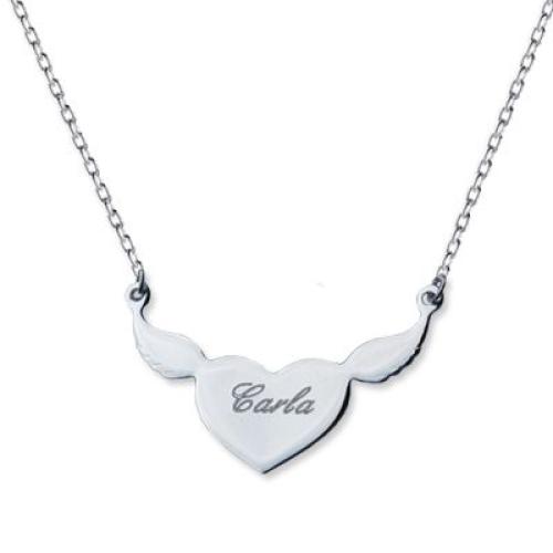 Collier l'amour donne des ailes