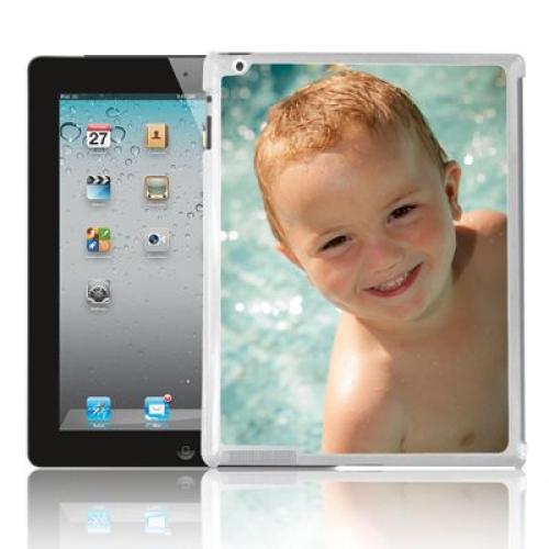 Coque personnalisée pour iPad 2, iPad 3