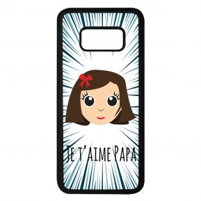 Coque iPhone ou Galaxy personnalisée We Are Family