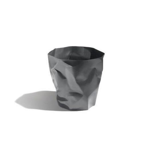 Corbeille à papier graphite design