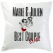 Coussin best couple ever