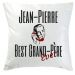 Coussin best grand-pere ever