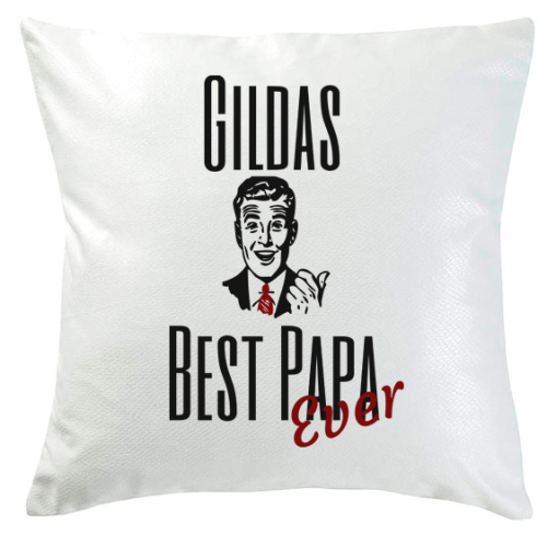 Coussin best papa ever
