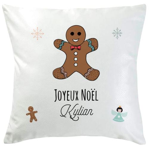 Coussin de Noël joyeux noel