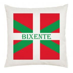 Coussin basque personnalisé
