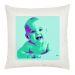 Coussin photo personnalisé pop art 1 photo