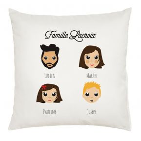 Coussin We Are Family