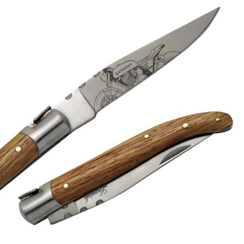 Couteau Laguiole Moto