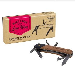 Couteau multifonctions Gentlemen's Hardware personnalisé