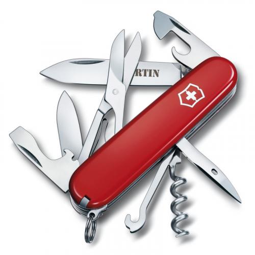 Couteau suisse climber personnalisé