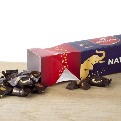 Cracker Bouchées Chocolat noir Côte D'or