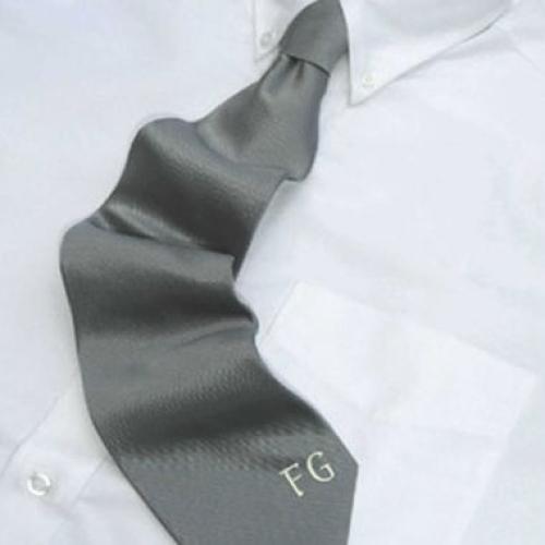 Cravate modèle