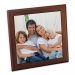 Dessous de plat photo avec cadre en bois clair